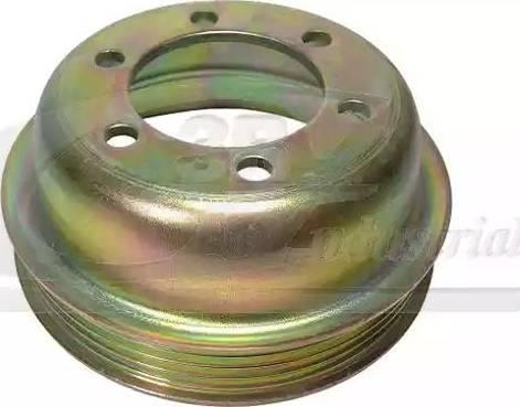 3RG 10236 - Belt Pulley, crankshaft detali.lv