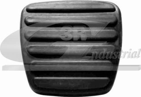 3RG 81680 - Brake Pedal Pad detali.lv
