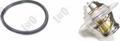 ABAKUS 0530250008 - Thermostat, coolant detali.lv