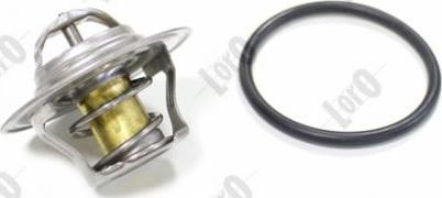 ABAKUS 0530250007 - Thermostat, coolant detali.lv