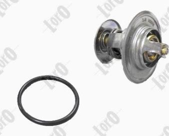 ABAKUS 0530250017 - Thermostat, coolant detali.lv