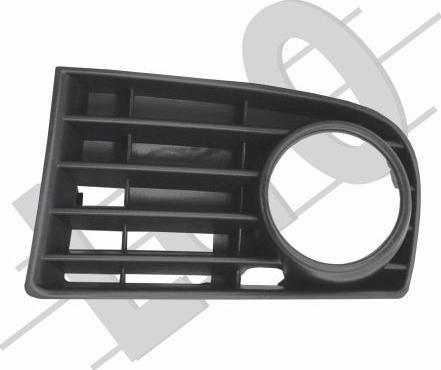 ABAKUS 05310451 - Ventilation Grille, bumper detali.lv