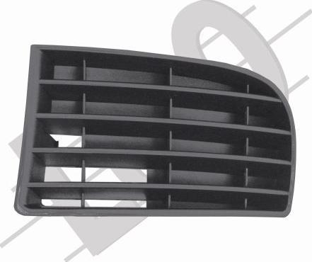 ABAKUS 05310453 - Ventilation Grille, bumper detali.lv