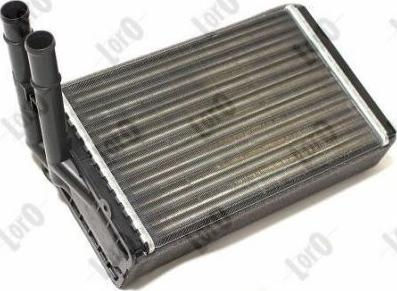 ABAKUS 0030150003 - Heat Exchanger, interior heating detali.lv