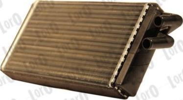 ABAKUS 0030150002 - Heat Exchanger, interior heating detali.lv