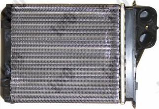 ABAKUS 0100150001 - Heat Exchanger, interior heating detali.lv