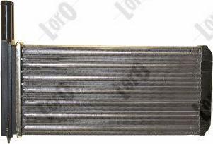 ABAKUS 0170150005 - Heat Exchanger, interior heating detali.lv
