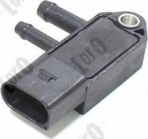 ABAKUS 12008009 - Sensor, exhaust pressure detali.lv
