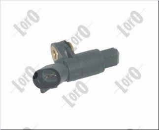 ABAKUS 12002034 - Sensor ABS, wheel speed detali.lv