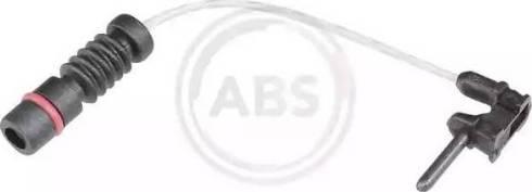 A.B.S. 39501 - Warning Contact, brake pad wear detali.lv