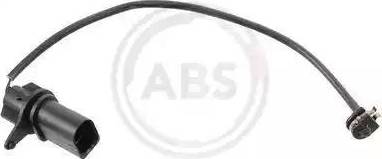 A.B.S. 39666 - Warning Contact, brake pad wear detali.lv