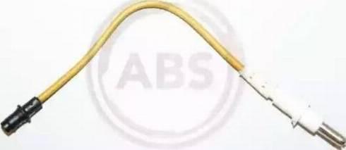 A.B.S. 39633 - Warning Contact, brake pad wear detali.lv