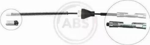 A.B.S. K13436 - Cable, parking brake detali.lv