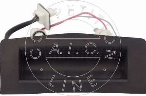 AIC 58248 - Switch, rear hatch release detali.lv