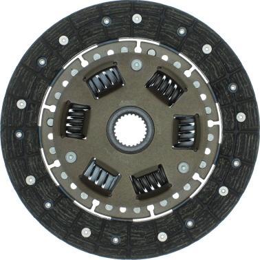 AISIN DH024 - Clutch Disc detali.lv