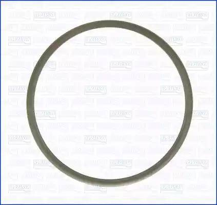 Ajusa 10075100 - Gasket, cylinder head detali.lv