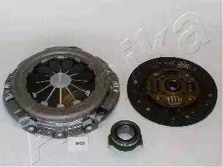 Ashika 92W0002 - Clutch Kit detali.lv