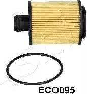 Ashika 10ECO095 - Oil Filter detali.lv