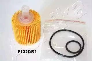 Ashika 10ECO051 - Oil Filter detali.lv