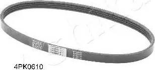 Ashika 1124PK610 - V-Ribbed Belts detali.lv