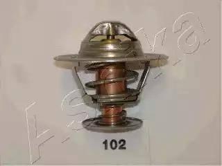 Ashika 3801102 - Thermostat, coolant detali.lv