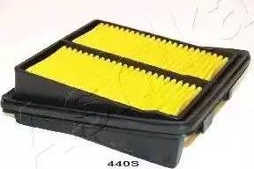 Ashika 2004440 - Air Filter detali.lv