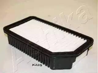 Ashika 200KK22 - Air Filter detali.lv
