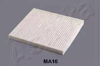 Ashika 21MAMA16 - Filter, interior air detali.lv