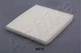 Ashika 21NSNS15 - Filter, interior air detali.lv