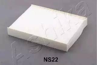 Ashika 21NSNS22 - Filter, interior air detali.lv