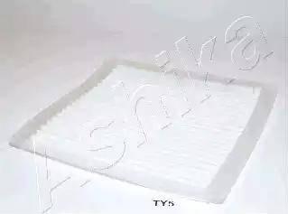 Ashika 21TYTY5 - Filter, interior air detali.lv