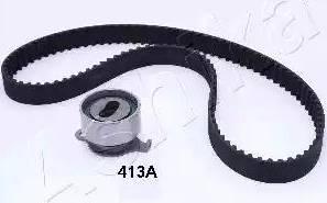 Ashika KCT413A - Timing Belt Set detali.lv