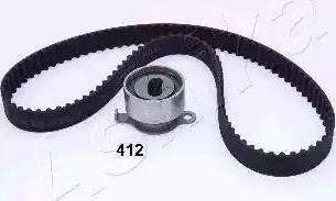 Ashika KCT412 - Timing Belt Set detali.lv