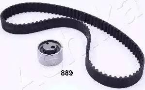 Ashika KCT889 - Timing Belt Set detali.lv