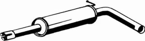 Asmet 21015 - Middle Silencer detali.lv