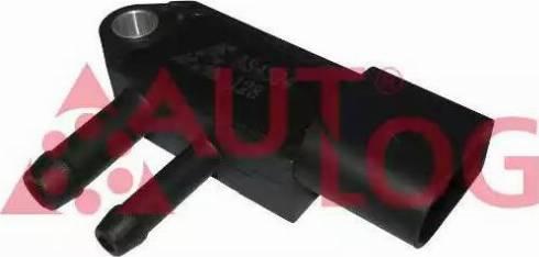 Autlog AS4524 - Sensor, exhaust pressure detali.lv
