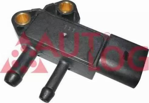 Autlog AS4607 - Sensor, exhaust pressure detali.lv