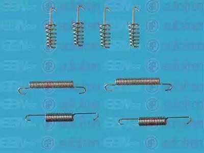 AUTOFREN SEINSA D3904A - Accessory Kit, parking brake shoes detali.lv