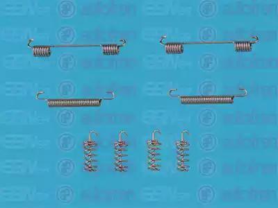 AUTOFREN SEINSA D3905A - Accessory Kit, parking brake shoes detali.lv
