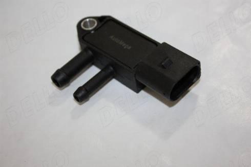 Automega 150032610 - Sensor, exhaust pressure detali.lv