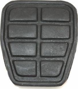 Automega 120040510 - Brake Pedal Pad detali.lv