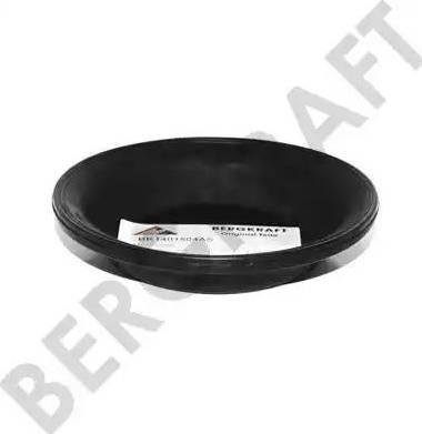 BergKraft BK1401504AS - Membrane, spring-loaded cylinder detali.lv