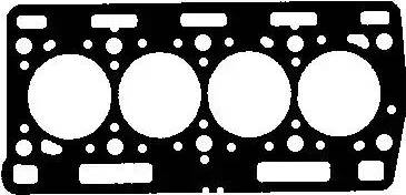 BGA CH6504 - Gasket, cylinder head detali.lv