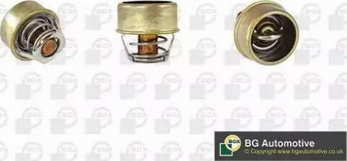 BGA CT5527 - Thermostat, coolant detali.lv
