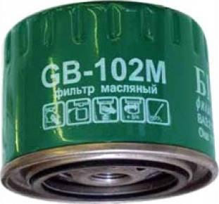 BIG Filter GB102M - Air Horn detali.lv