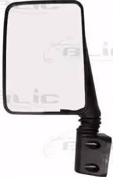 BLIC 5402049291910P - Outside Mirror detali.lv