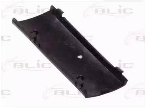 BLIC 5513000060924P - Bumper Cover, towing device detali.lv