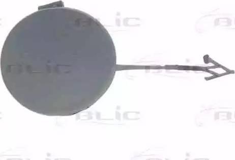 BLIC 5513000032920P - Bumper Cover, towing device detali.lv