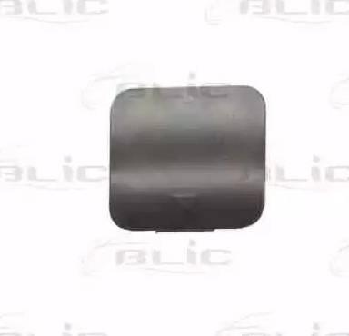 BLIC 5513000075970P - Bumper Cover, towing device detali.lv