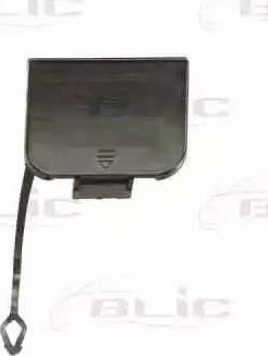 BLIC 5513003527916P - Bumper Cover, towing device detali.lv